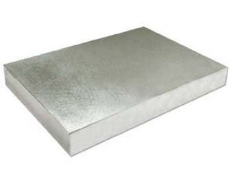 "Extra LARGE Rectangle Steel Bench Block, 6"" x 4"" Big Bench Block, Steel Block, Jewelry Making Tools and Supplies"
