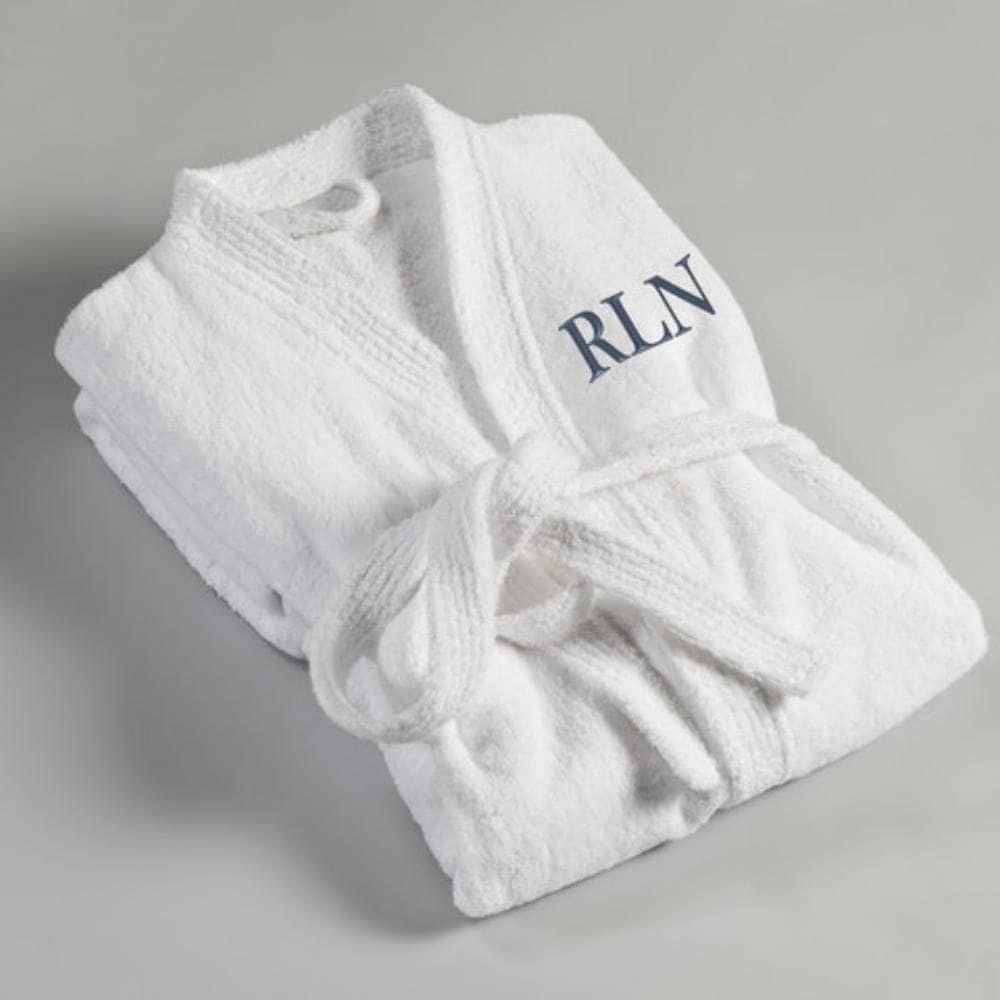personalized robes mens monogrammed customized by memorablewedding