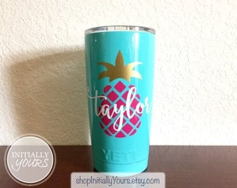 Tumbler Decal Etsy - Custom vinyl stickers for cups