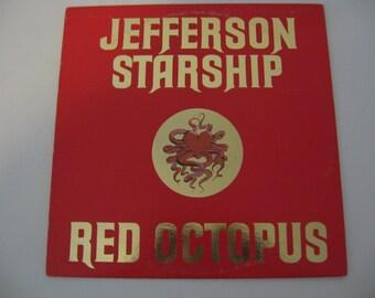 Jefferson Starship - Red Octopus - 1975