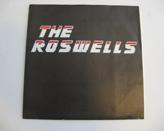 The Roswells - Crass Not Christ - 1997
