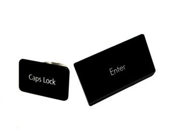 Keyboard Ring Enter/Caps lock