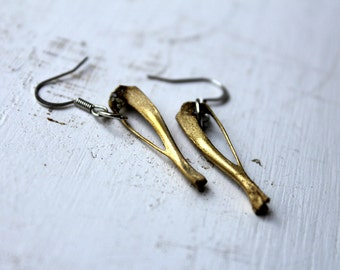 Tibia Earrings