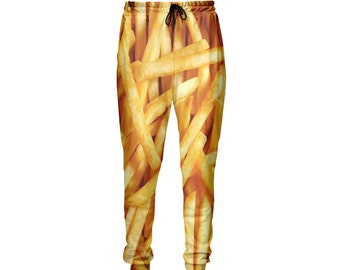 French Fries Jogger Pants