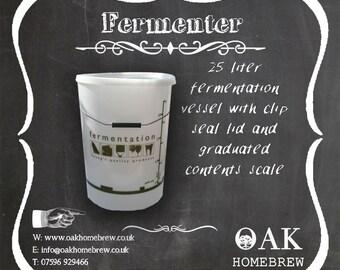 25L fermenting Bucket