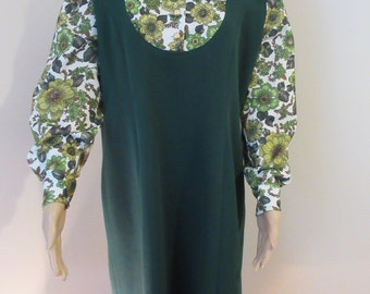 "Vintage 1960's 'Tersuisse' Dress - Chest 46"" - So Cute!!!"