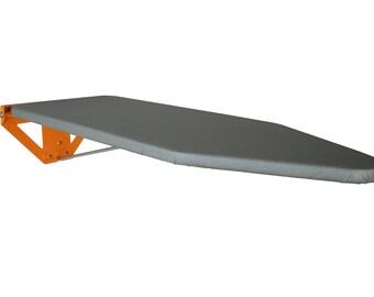 kompakte wand b gelbrett wei e wand befestigungsplatte. Black Bedroom Furniture Sets. Home Design Ideas