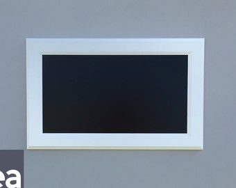 Large Framed Chalkboard – Routed – Chalkboard Framed – Acrylic