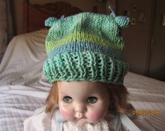 Baby or Toddler Flour Sack Hat