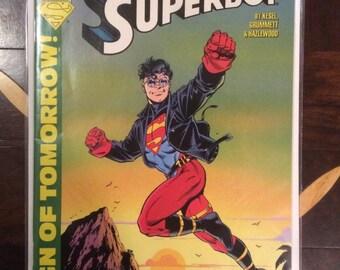 Vintage Superboy #1 DC Comics February 1994 NM Superman