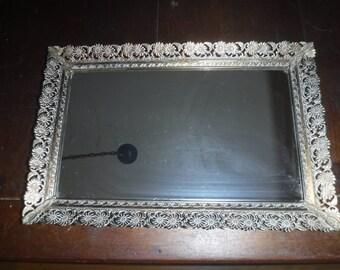 50's vanity mirror