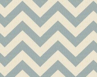 Zig Zag Stripes Fabric - By The Yard - Boy / Modern / Fabric