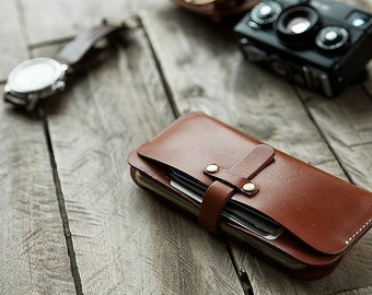 7248 Analogue Smartphone Pouch Minerva Large