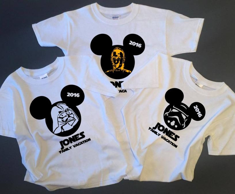 Disney Star Wars Shirts Star Wars shirt Disney Star-wars