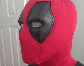 Deadpool Movie Style Cosplay mask