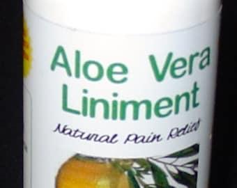 Aloe Vera Liniment