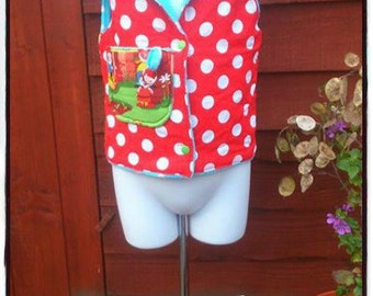 Gnomeville longline body warmer 12months (seconds!)