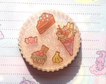 Glitter Sweets Pendant