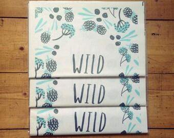 Wild zine