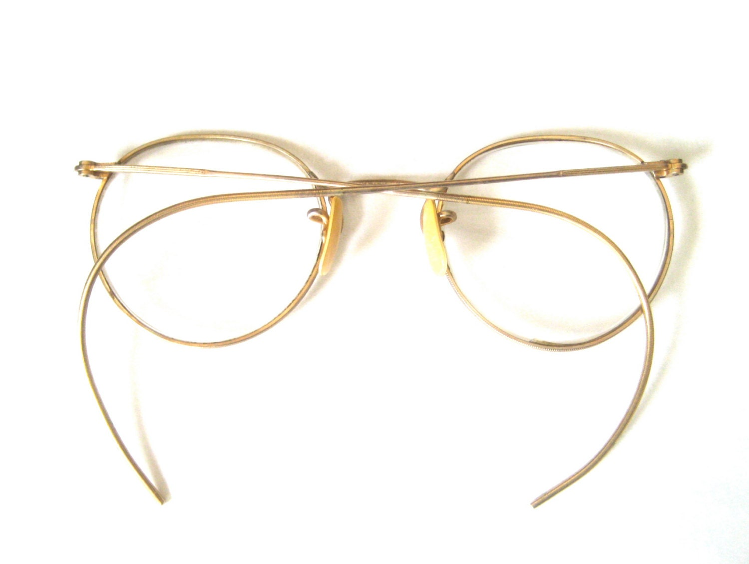 Marshwood P3 Gold Filled Wire Rim Eyeglasses by BetterWythAge