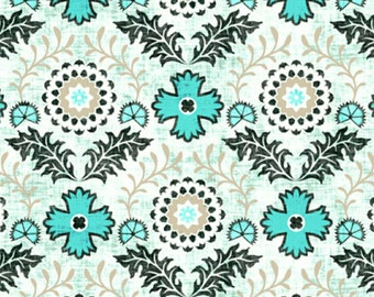 faux fur baby blanket // turquoise farmhouse floral  // minky blanket