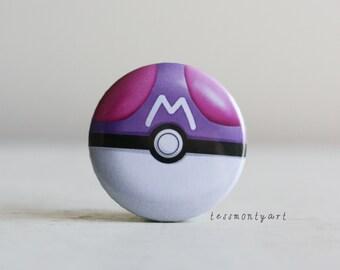 Badge - Masterball