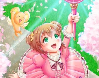 A3 Poster - Cardcaptor Sakura