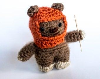 Wicket the Ewok Miniature Nerdy Doll