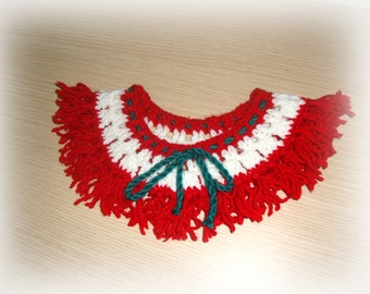 decorative leash dog,strap with fringes,poncho for dogs,