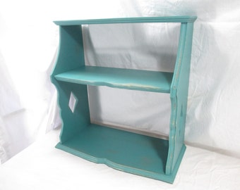 Elegant Bookcase ~ Painted