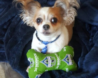 Sounders FC Seattle Dog Toy