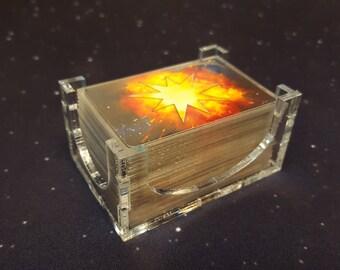 Damage deck - 52 cards (American Mini) for Armada
