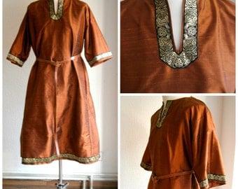 Custom Medieval Tunic Silk Tunic for Men Viking LARP