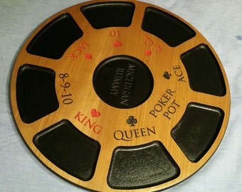 18 inch diameter Michigan Rummy