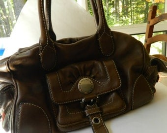 Large Marc Jacobs-leather bag