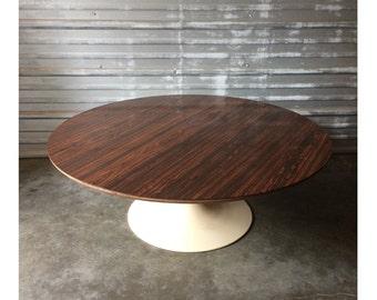 Burke Tulip Base Coffee Table