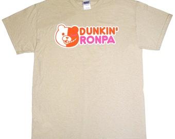 Dunkin' Ronpa Men's T-Shirt
