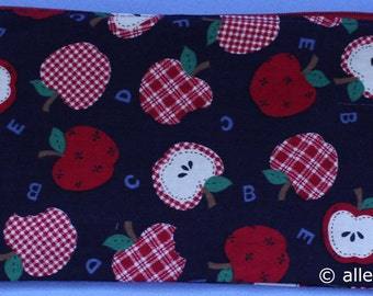 An Apple for the Teacher Zippered Pouch