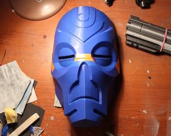 Dragon Priest mask from The Elder Scrolls: Skyrim - 3D printed DIY kit