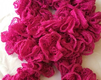 Ruffle Scarf - Fancy