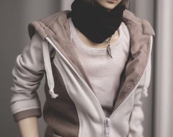 Dense hoody for BJD. SD boys