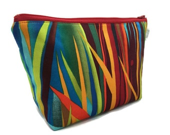 Cosmetic Bag Makeup Bag Gadget Bag in Everglades