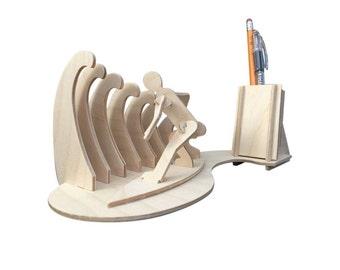 Surfing Pen/Pencil Holder Kit