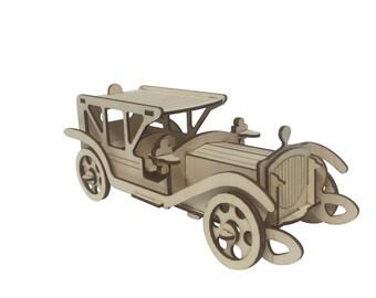 Antique Limousine Kit