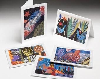 Box of Ten cards/envelopes