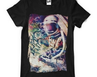 Space Tripping Mens T-Shirt (SB014)