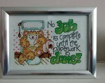 Cat, funny, wall hanging
