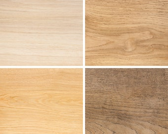 Funky Chunky Furniture Oak Samples