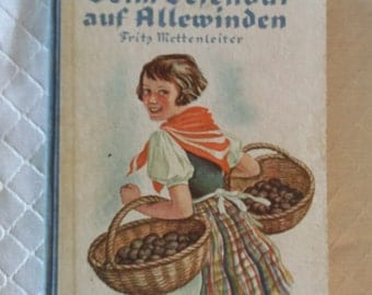 1920s German Children's Book