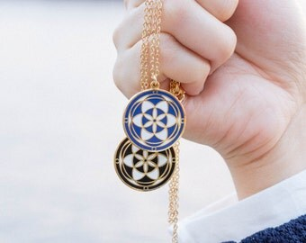 Flower of Love Necklace